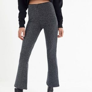 UO Sparkly Flared Hot Pants